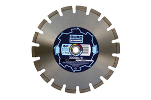 DURO DA/C Diamond Blade 300mm / 12in (MULTIPLE APPLICATIONS) View Cutting Details