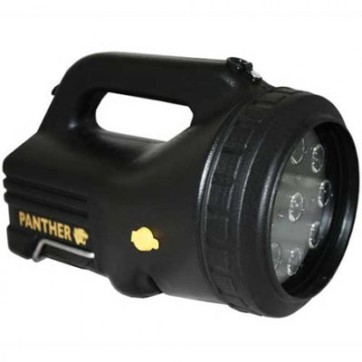 NightSearcher Panther LED Lightweight Rechargeable Searchlight