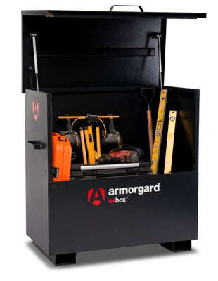Armorgard Ox4 Oxbox Site Chest W1210 x D640 x H1175 mm