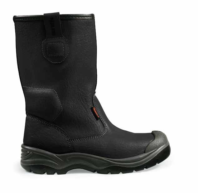 Scruffs Rigger Boots Black Sizes 7-12