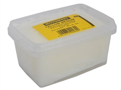 Tub White Tallow - Medium 0.5kg (MONUMENT)