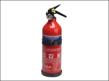 Fire Extinguisher Multi Purpose 1.0kg ABC