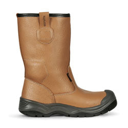 Scruffs Rigger Boots Tan Sizes 7-12