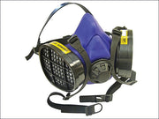 Scan Twin Half Mask Respirator with A1 Cartridges