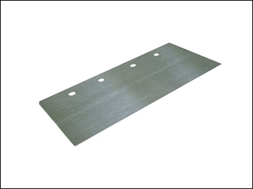 Floor Scraper Blade Heavy Duty 16in / 400mm - Faithfull
