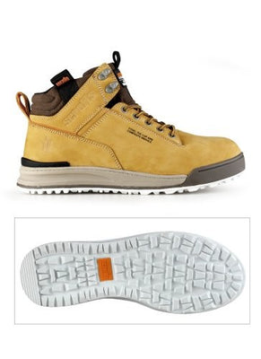 Scruffs Switchback Safety Boot - Tan