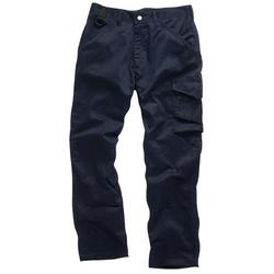 Scruffs Worker Trousers Navy - All Sizes