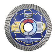 Duro Diamond Porcelain Tile Cutting Blade 115mm Dia x 22.2mm Bore