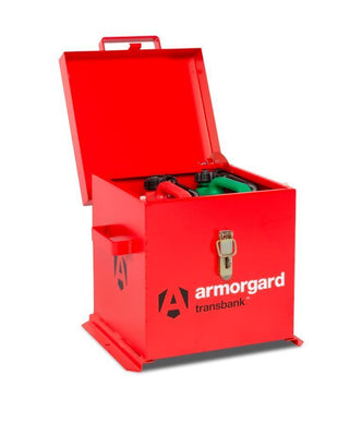 Armorgard TRB1 Transbank  Chemical & Flammable Liquid Storage Van Cabinet 420 x 410 x 350 mm