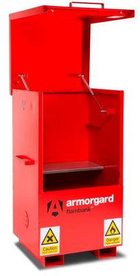 Armorgard FBC2 Flambank Chemical Storage Site Chest 765 x 675 x 1270 mm
