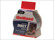Duct Tape Silver 50mm x 50m Twin Pack (Unibond)