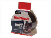 Duct Tape Black 50mm x 50m (Unibond)
