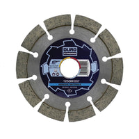 DURO Standard DM Mortar Raking Diamond Blade 125mm / 5in - Hard Materials - View Details