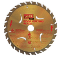 Wood Cutting Circular Saw Blade 250mm X 30B X 28T - DART