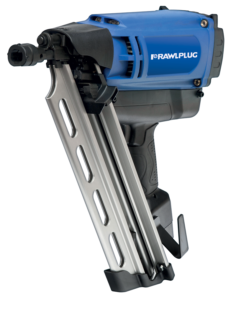 Rawl 1st Fix Framing Nailer Ww90ch Gas Actuated Rapid