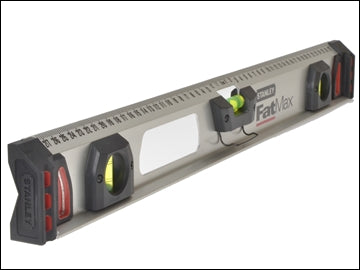 FatMax I Beam Magnetic Spirit Level 3 Vial 120cm