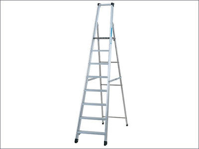 Industrial Platform Steps Platform Height 0.83m 4 Rungs