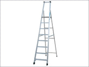 Industrial Platform Steps Platform Height 1.70m 8 Rungs