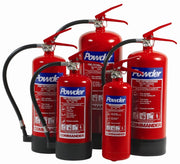 Dry Powder Fire Extinguisher 3 Litre DPFE3 Commander