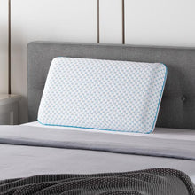 Load image into Gallery viewer, Bedderpedic cooling gel pillow