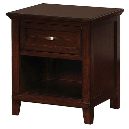 BROGAN - Traditional - Brown Cherry - NIGHT STAND