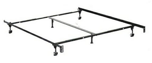 Metal Bed Frame Twin Long