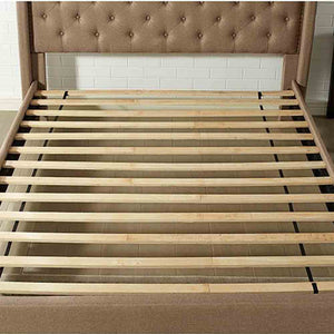Charley - Espresso - King Size - 6 Piece Set