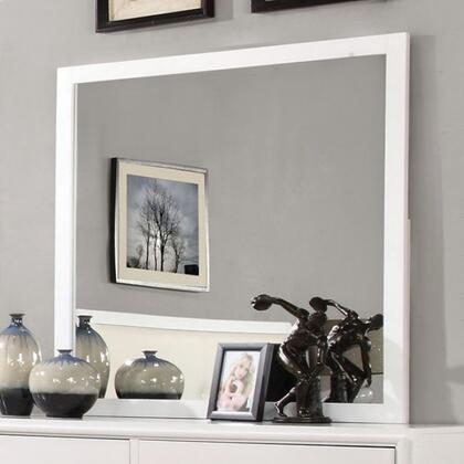 ENRICO - Contemporary - White - MIRROR