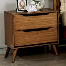 Load image into Gallery viewer, Mid-Century Fine Oak Nightstand
