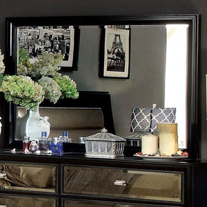 GOLVA - Contemporary - Black Finish - MIRROR