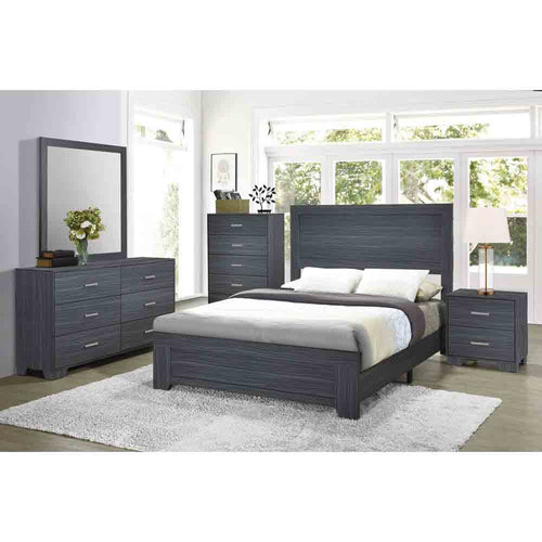 Kainly - Queen Size - 6 Piece Set