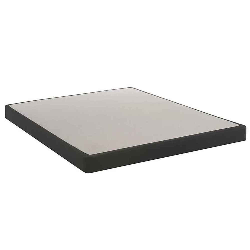 Black Flat Base - Low Profile King Boxspring