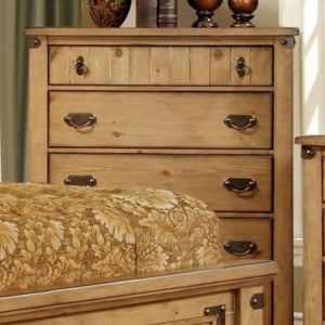 PIONEER - Cottage - Weathered Elm - Chest