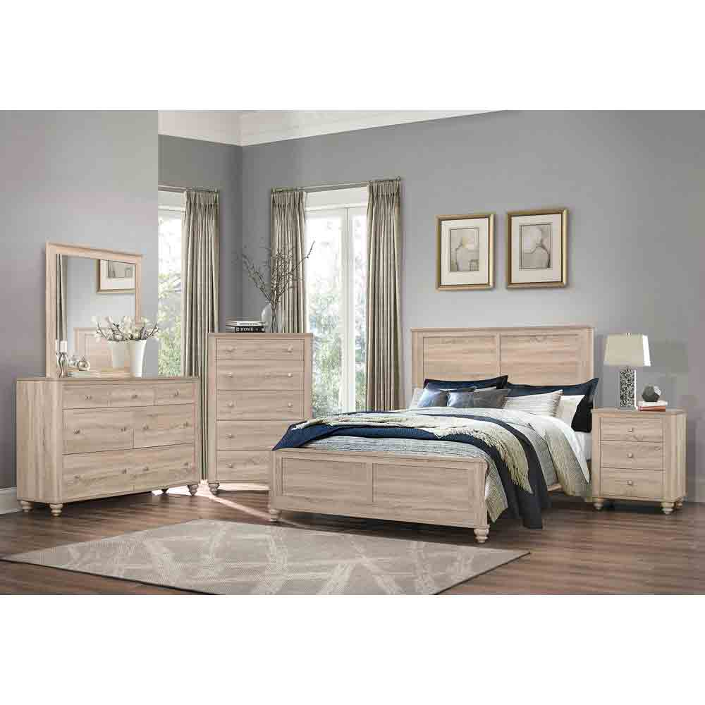 Presley - Twin Size - 6 Piece Set
