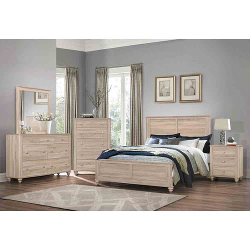 Presley - Twin Size - 5 Piece Set