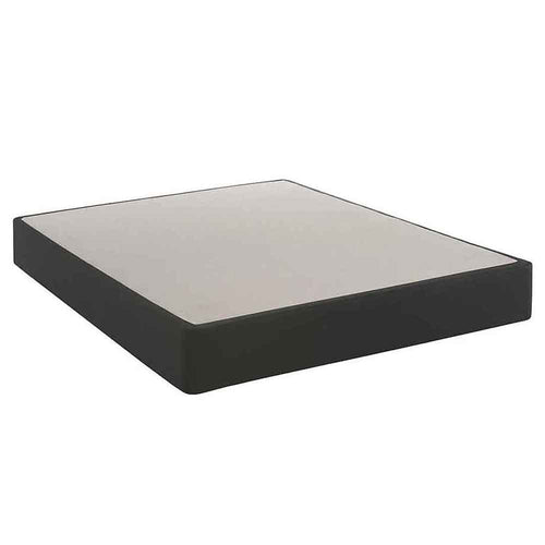 Black Flat Base - Regular Height Twin Boxspring