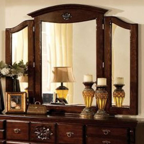 TUSCAN - Traditional - Glossy Dark Pine - Mirror