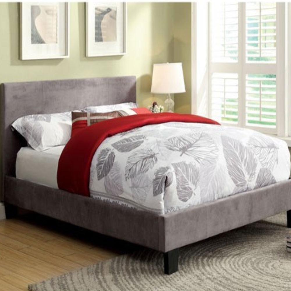 WINN PARK - Contemporary - GRAYGF - Full - Bed Frame