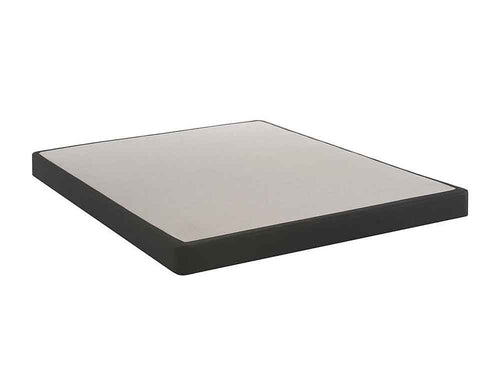 Black Flat Base - Low Profile Boxspring
