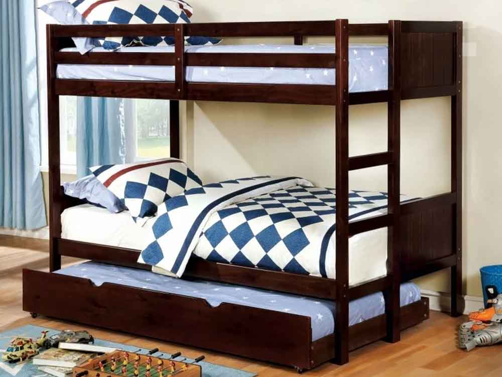 Bunks Collection Twin/Twin Bunk Bed