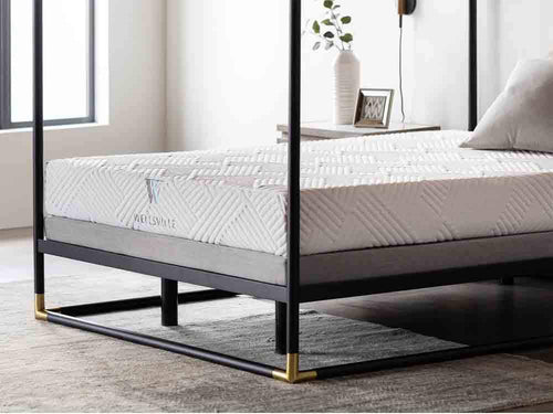 Wellsville 8 Inch Gel Foam California King Mattress