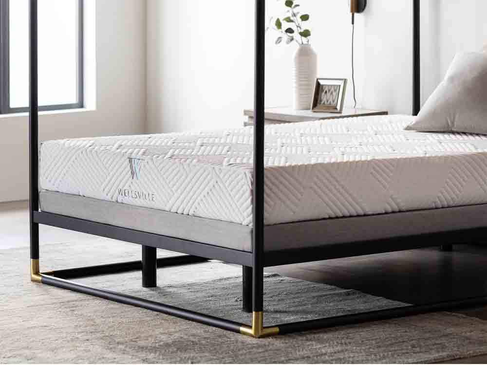 Wellsville 8 Inch Gel Foam Full Mattress