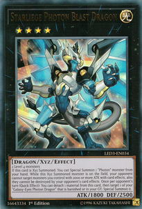 LED3-EN034 Starliege Photon Blast Dragon