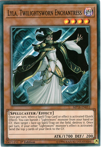MP18-EN051 Lyla, Twilightsworn Enchantress