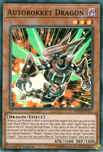 MP18-EN111 Autorokket Dragon