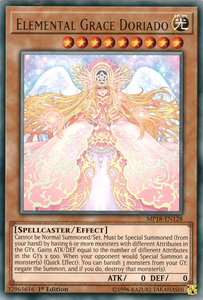 MP18-EN128 Elemental Grace Doriado
