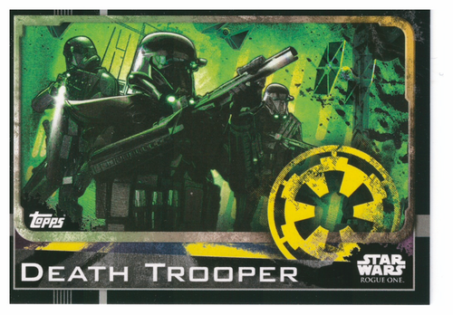 SWFARO16-020 Death Trooper