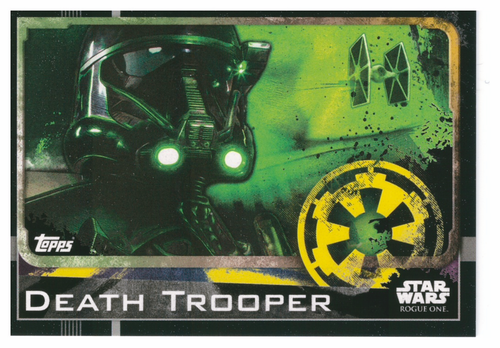 SWFARO16-021 Death Trooper