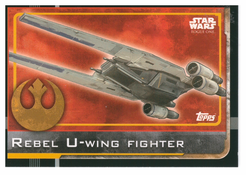 SWFARO16-041 Rebel U-wing fighter