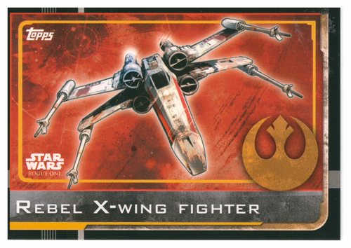 SWFARO16-043 Rebel X-wing fighter